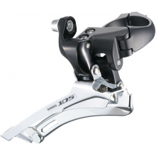 105 Clamp-On Front Derailleur by Shimano