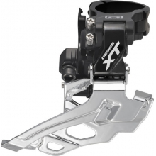 Deore XT Dyna-Sys 10-Speed Double Front Derailleur (Down Swing, Clamp-On) in Encinitas, CA
