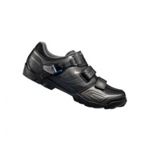 M089LE Wide Mountain Cycling Shoe - Black In Size in Lisle, IL