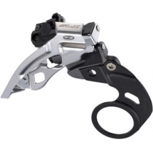 SLX E-Type Front Derailleur<br>(Double Chainring/Top Swing) by Shimano