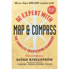 Be Expert with Map and Compass Book in Oklahoma City, OK