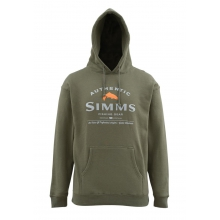 Badge of Authenticity Hoody by Simms in Logan Ut