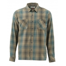 Black's Ford LS Flannel Shirt by Simms in Linville Nc