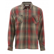 Black's Ford LS Flannel Shirt by Simms in Frisco CO