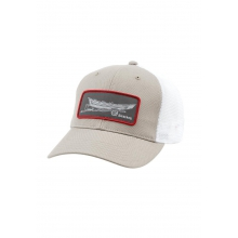 High Crown Patch Trucker by Simms in Hendersonville Tn