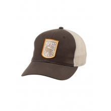 Patch Trucker Cap by Simms in Evergreen CO