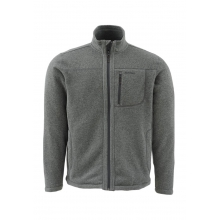 Rivershed Sweater  Full Zip by Simms