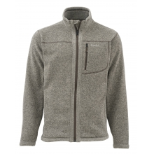 Rivershed Sweater  Full Zip by Simms in Coeur Dalene Id