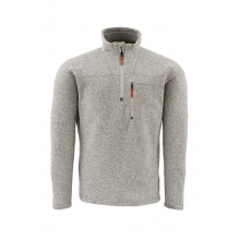 Rivershed Sweater QTR Zip by Simms in Tulsa Ok