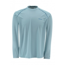 Men's Solarflex LS Crewneck Solid by Simms in Omak Wa