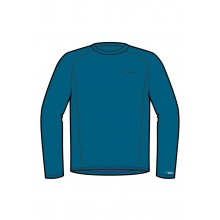Men's Solarflex LS Crewneck Solid by Simms in Edwards CO
