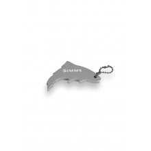 Thirsty Trout Keychain by Simms in Hendersonville Tn