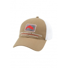 Trout Trucker Cap by Simms in Omak Wa