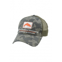 Trout Trucker Cap by Simms in State College Pa