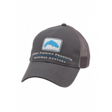 Trout Trucker Cap by Simms in Bryson City Nc