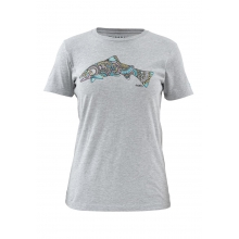 Women's Larko Trout T by Simms