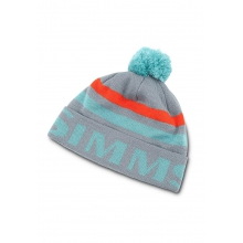 Women's WS Flap Cap with Pom