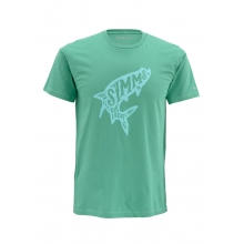 Men's Woodblock Tarpon SS T by Simms in Murfreesboro Tn
