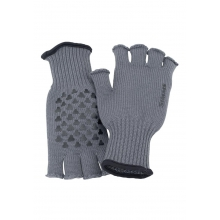 Wool Half-finger Glove by Simms in Victor Id