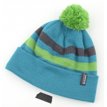 Women's Fleece Lined Pom Hat by Simms in Bryson City Nc