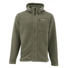 Rivershed Hoody Full Zip by Simms in Coeur Dalene Id