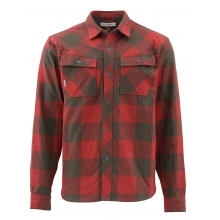 Heavyweight Flannel by Simms in Cohasset Mn