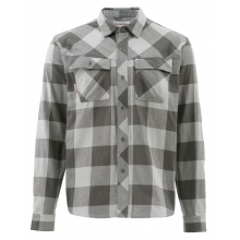 Heavyweight Flannel by Simms in Sandy Ut