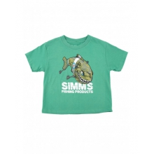 Kids' Spitfire Crank Bait SS T by Simms in Cornwall Bridge Ct
