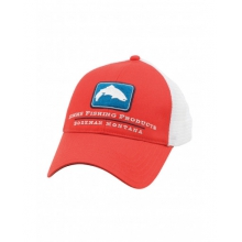 Women's Trout Trucker Cap by Simms in Succasunna Nj