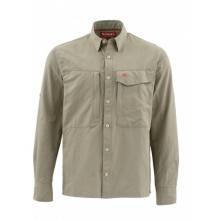 Guide LS Shirt - Solid by Simms in West Linn Or