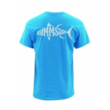 Woodblock Tuna SS T by Simms