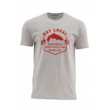 Buy Local Trout SS T by Simms