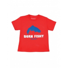 Kids' Born Fishy Trout SS T
