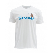 Mayfly Logo Short-Sleeve T by Simms
