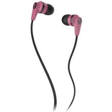 Skull Candy Ink'd 2 Earbuds - Pink by Skullcandy