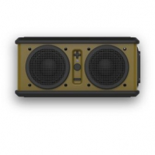 - Air Raid Speaker - Olive Green/Black by Skullcandy