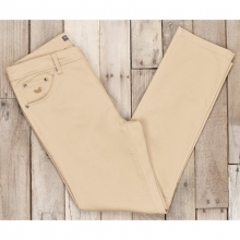 Mens Brazos Pant - New Khaki 32/32 by Southern Marsh