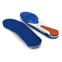 Gel Comfort Insole - Blue In Size by Spenco