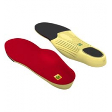 Polysorb Walker/Runner Insole - Red In Size: 6