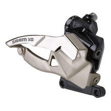 X0 2x10 Front Derailleur<br>(Low Direct-mount, Bottom-pull) by SRAM