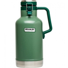 Classic Vacuum Growler 2QT - Hammertone Green In Size: 2 qt in State College, PA