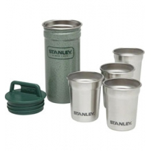 Stanley Steel 4-Piece Shot Glass Set in Oklahoma City, OK