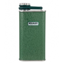 8oz Classic Flask-Green- by Stanley