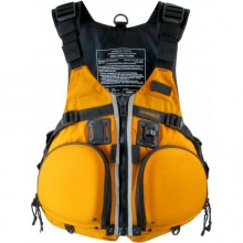 Fisherman High Back Life Jacket - PFD by Stohlquist