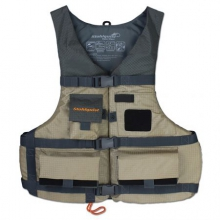 Sninner Youth Fishing PFD - Life Vest by Stohlquist