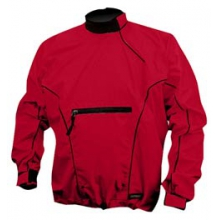 Torrent Long Sleeve Paddle Jacket - Fireball Red In Size: Small