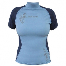 BurnOut Rashguard - Short Sleeve