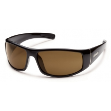 Atlas - Brown Polarized Polycarbonate by Suncloud in Rogers Ar