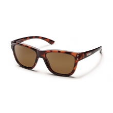 Carob - Brown Polarized Polycarbonate by Suncloud in Okemos Mi