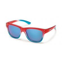 Carob - Blue Mirror Polarized Polycarbonate